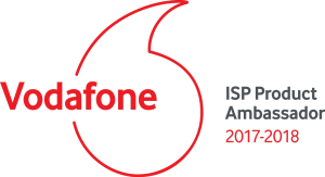 Intercity wins ISP Product Ambassador Award at Vodafone Partner of the Year Awards 2018