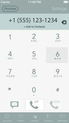 TT Touch Technology Cloudphone App
