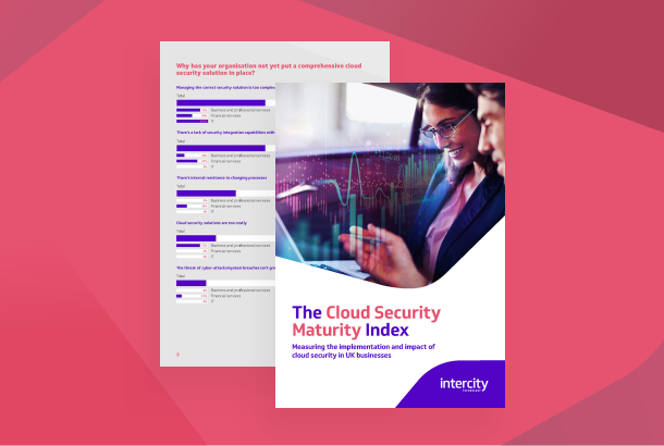The Cloud Security Maturity Index: How secure is your cloud?