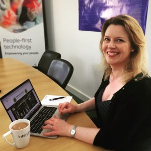 Intercity Technology Supports Volunteering with Rutland Reminders