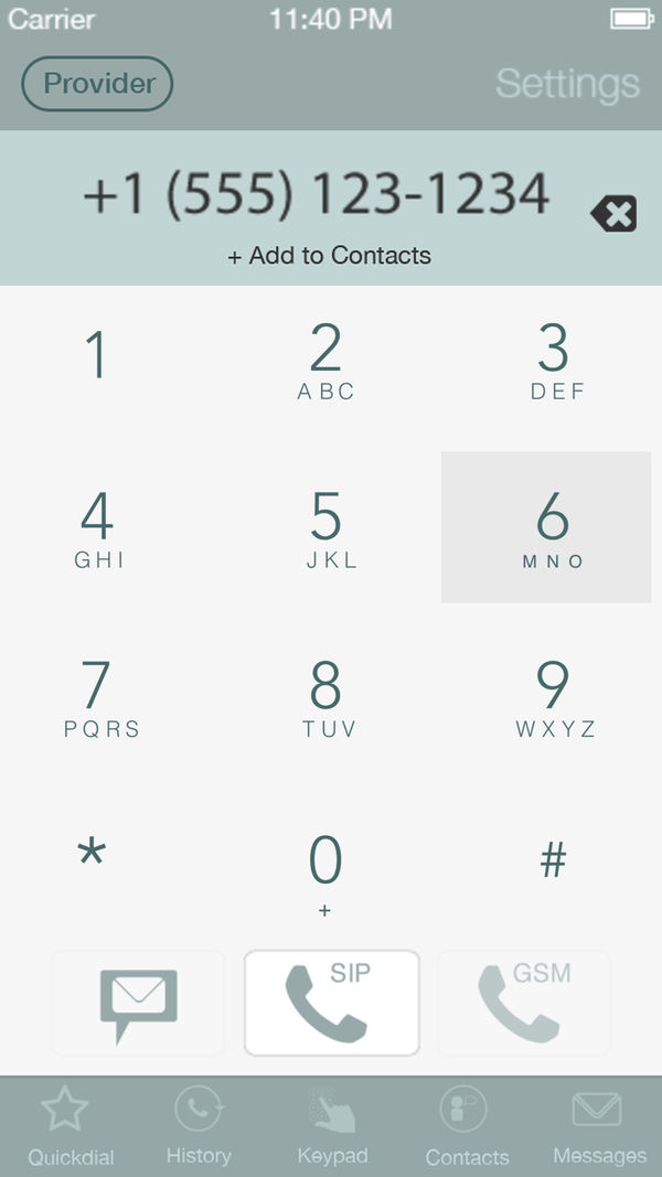 Touch Technology Cloudphone App Features