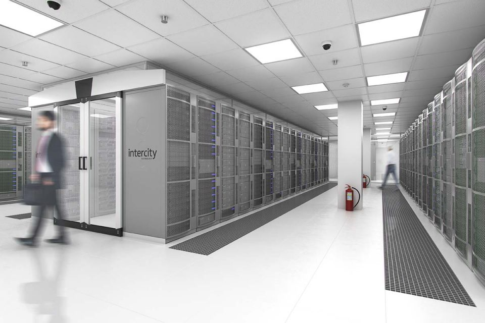Secure, scalable colocation