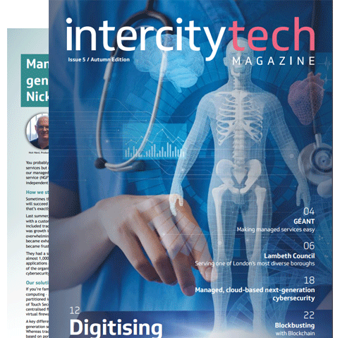 Intercity Tech: 70 years of the NHS