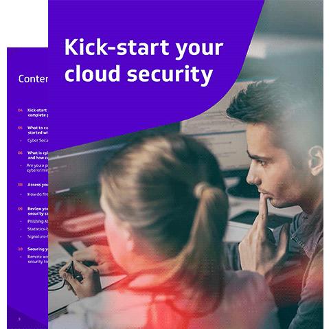 Kick-start your cloud security
