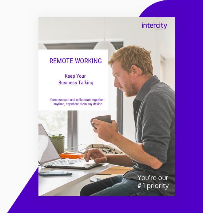 Remote working - keep your business talking