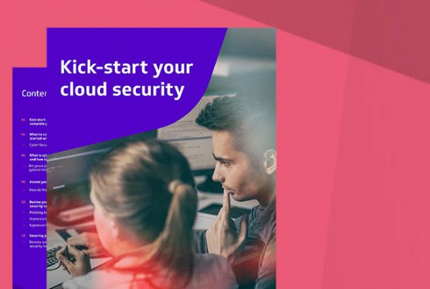 Kick-Start Your Cloud Security - LP